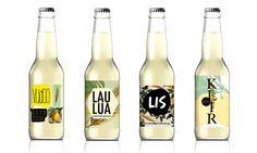 Heimat Hamburg inineumann #neumann #packaging #design #graphic #drinks #ini
