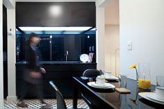 0e1 arquitetos: apartamento da atriz #interior #design #decoration #deco
