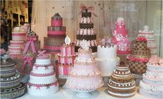 The Floor Covering Institute Blog: Using design principles to make a statement in retail windows #cake