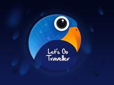 Logo for Travel Industry on Behance #logo #branding #travel