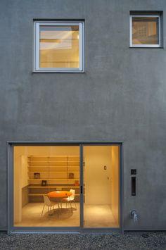 BASE by Komada Architects' Office