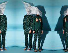 Magritte - OC #fashion #art