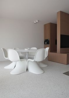 Report Comment #interior #white #design #decor #clean #kitchen #architecture #minimal #deco #light #decoration #eames