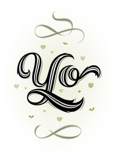 A bit of smelly script for Monsieur Pepe le Pew.http://www.youtube.com/watch?v=pGtQhJWLHNY #type #yo #smelly #typography