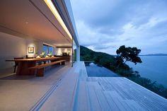 Villa EV06 by Duangrit Bunnag #architecture