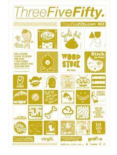 ThreeFiveFifty.com #threefivefifty #street #gold #barcelona #poster #sticker