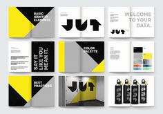 Work Image #brand #guidelines #print #editorial #book #spreads