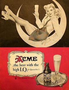 Vintage Beer / acme, beer, vintage #beer #acme
