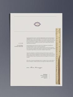 Elia Identity on Branding Served #stationary #branding #suite #logo #letterhead