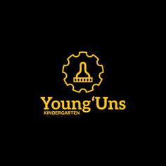 Young' Uns Awards from The Award Winning Game #parody #logo #advertising #design