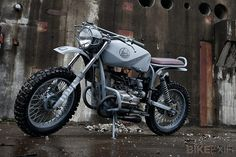 Ural Solo custom motorcycle #radness