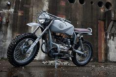 Ural Solo custom motorcycle #radness