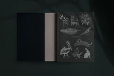 Flora & Fauna Book Design - Mindsparkle Mag