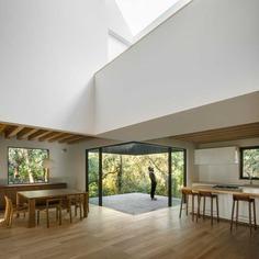 dining space, Pérez Palacios Arquitectos Asociados