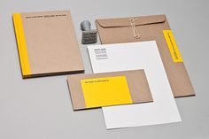 James Kape | Work: James Kape Portfolio #portfolio #stationery #stamp
