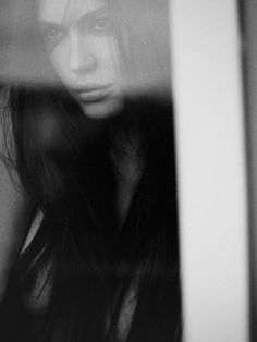 Joseph Tran #emotion #girl #hair #dark #shadow