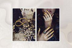 #jewellery #lookbook #fashion #ring #fur #ring