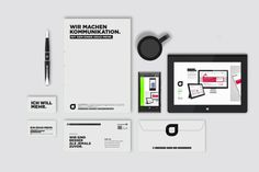 junges deutsches Produkt-design. #stationary #branding