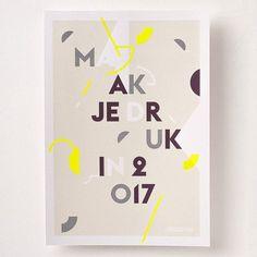 #2017 #printmaking #screenprint #printspotters #screenprinting #zeefdruk #gezeever http://ift.tt/2iSALNZ