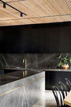 kitchen, Chamberlain Architects