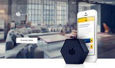 Website #splash #design #web #page