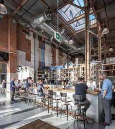 Junction Craft Brewery, PLANT Architect 2
