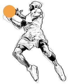 ChaMonsta #print #sports #basketball