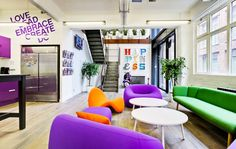 G Adventures offices in London