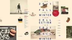 Collect Point 2011 - FW : Hello! #print #fashion #graphic #leaflet
