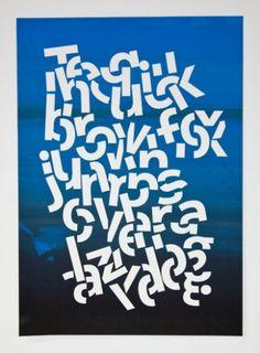 DesignStudio—Nokia Pure #nokia #pure #poster #typography