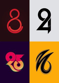 The Type Collective Project | Abduzeedo Design Inspiration