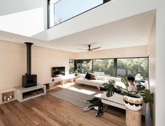 Carlyle Lane House by Harley Graham Architects 7