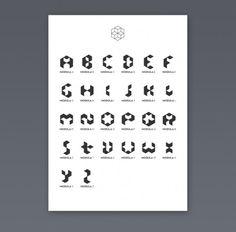 Modula #logotype #typography