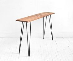 side table #hairpin #side #table #legs