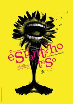 João César Nunes #design #poster #typography