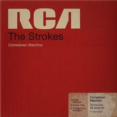 The Strokes - Comedown Machine #album #strokes #art #the