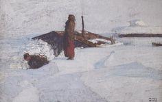 Harvey Dunn, Painting, South Dakota #dunn #harvey #south #painting #dakota