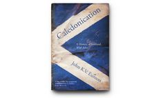 Caledonication (Hardback) design by Chris Hannah #chris #hannah #design #graphic #book #illustration #typography