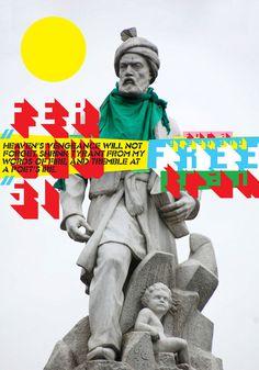 Ferdowsi for Iran - Erik Brandt / Typografika