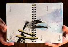 Taschenkalender A4 & A5, www.prinzapfel.com #timeplanner #2013 #calendar #prinz #diary #apfel #taschenkalender #terminplaner