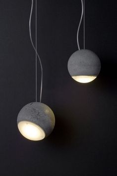 Trabant suspended lamp » Design You Trust – Design and Beyond! #industrial #product