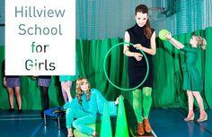 Hillview School for Girls   Volt Café   by Volt Magazine #beauty #design #graphic #volt #photography #art #fashion #layout #magazine #typography