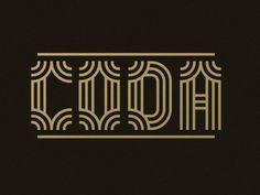 Coda #type #typography