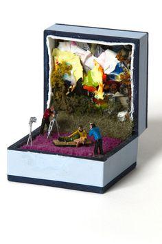 talwst05 #miniature #art #box #jewellery