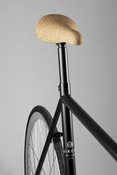 Cykelsadel i kork | Tjock / Garaget #bike #cork #saddle