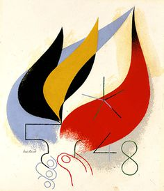 U.S., from the United Nations Series 1945 Paul Rand