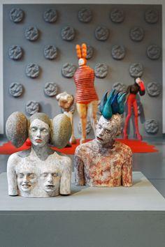 Sculpture by Ivan Prieto