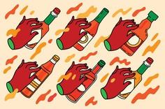 Hot Sauce in My Veins | TASTE