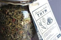 Le Jardin Colonial Branding 12 #design #graphic #tea