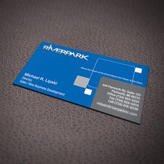 Business Card Design for Business